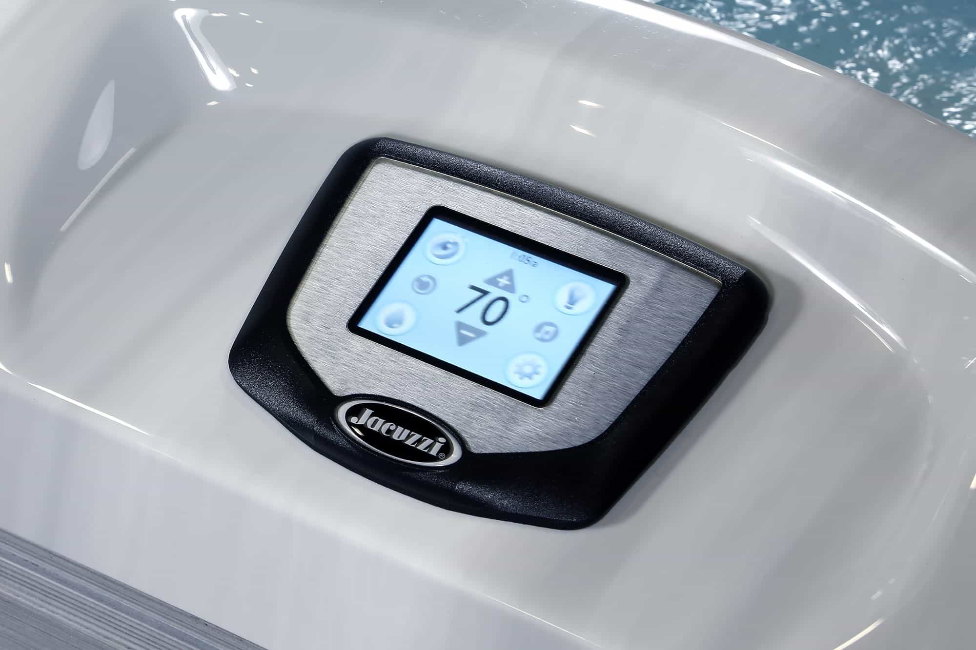 Jacuzzi Hot Tubs J-400 Collection Control Panel in Ontario