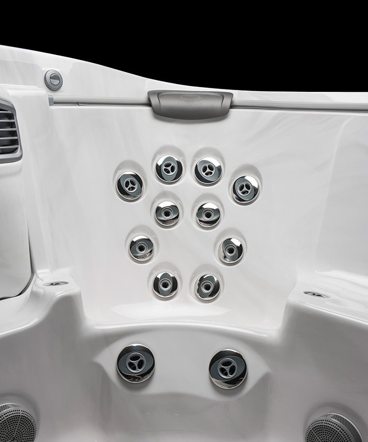 Jacuzzi Hot Tubs J-500 Collection Jets in Ontario