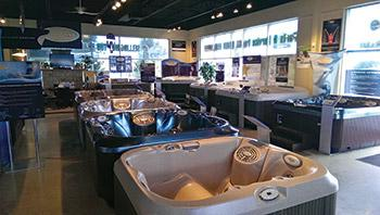 hot tub showroom Ontario