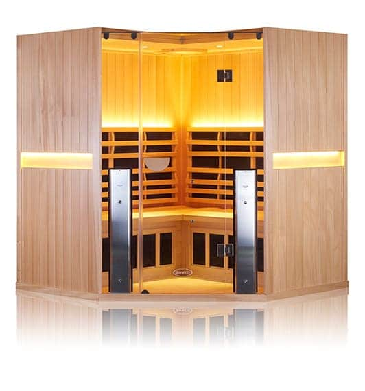 Sanctuary C Basswood Infrared Sauna